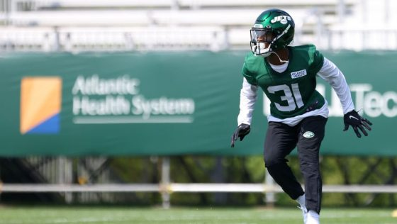 """Jets CB Bless Austin confident in his ability: """"I think I'm the real deal."""""""
