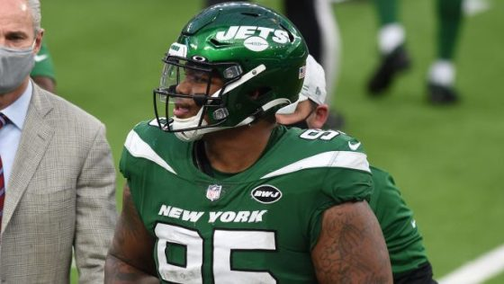 """Jets planning """"mock practice"""" for Quinnen Williams this week"""