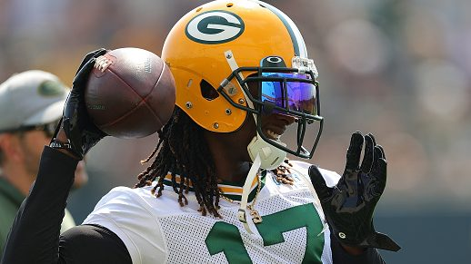 """Packers """"willing to work through the season"""" on Davante Adams contract"""