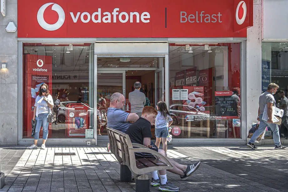 Vodafone latest UK carrier to reintroduce roaming charges in Europe after Brexit